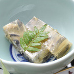 魚信旅館 - オコゼ煮凍り