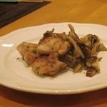 スペディーニ - 鶏肉のジェノベーゼ