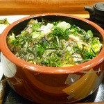 ヨシケン食堂 - 料理写真:炙りしめサバ丼