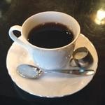 なかむら珈琲店 - ブレンドコーヒー(ストロング)
