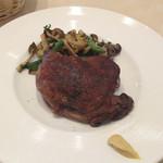 レストランオーボンコワン - シャラン鴨のコンフィ