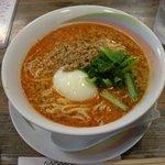 満正苑 - 料理写真:満正苑の坦々湯麺