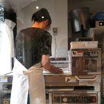 増田うどん - 製麺状況