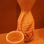 和ちゃん - 熱燗(大関)2合