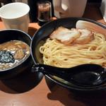 ラーメン炙り - つけ麺+麺大盛り