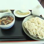 はらだ製麺 - 肉汁うどん(並)