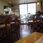 マンガッタンカフェ えき - これぞ喫茶店!