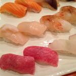 すし関 - お任せ寿司