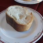 21814499 - パン(バターやオイルはなくシンプルに)