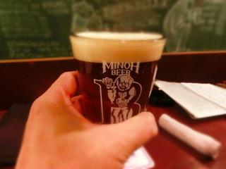 ビアベリー 天満 - アルコール9%の高級ビール、W-IPAだ~~