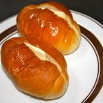 マルシゲ - 2回目の訪問 パン200円 最後にソースを漬けて美味しい