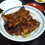 21818930 - うなぎ丼、2415円