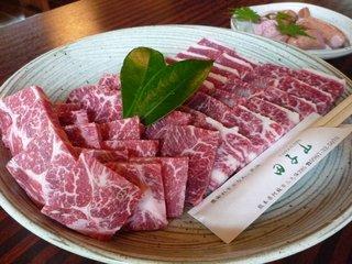 阿蘇のあか牛料理専門店 農家れすとらん 田子山 - 焼肉コース 3675円
