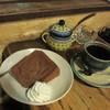 どんぐり舎 - 料理写真:シフォンケーキセット