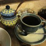 どんぐり舎 - フレンチコーヒー