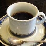 かっ彩 - 少し飲みかけのコーヒー(^^ゞ