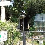 21820683 - 温室のある庭