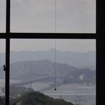 絶景レストラン うずの丘 - 窓から鳴門海峡が一望できます!