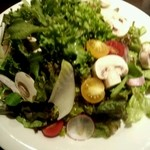21822043 - 西洋野菜のサラダ