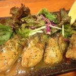 シンバシ テッパン - 牡蠣バター
