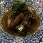 加夢居 - 秋刀魚の梅煮