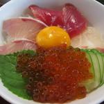 21826733 - 海鮮丼
