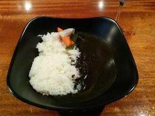 燦伍 - デトックス竹炭カレー