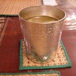 TAI THAI - お水もおしゃれです。