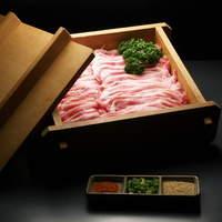 尹 MASA - 豚肉のせいろ蒸し (要予約)