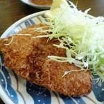 魚処丸正 - 単品 アジフライ