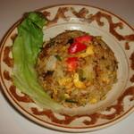 昭和ロマン おとめの台所 - 絵美様チャーハン!果たして、その味は・・・