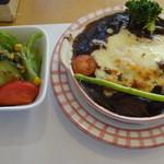 キッチン TANKO - 2013年10月 焼カレー 1030円(メニュー落ちしてます)