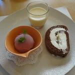 キッチン TANKO - 2013年10月 デザート