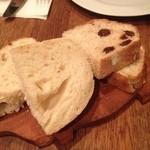 Bistro Feve - パン2種