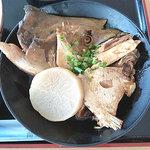 レストラン ふもと - 料理写真:荒炊き定食 700円