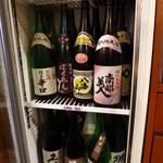 寿司・居酒家 海福 -