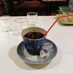 ほっこり かふぇ - アイス珈琲