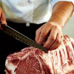 ブッチャー - 料理写真:当店の牛肉は黒毛和牛A5ランク雌牛のみを使用