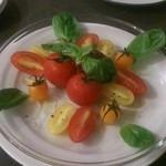 21836631 - フルーツトマトの盛り合わせ