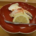 21837833 - タラバ蟹の爪焼き