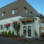 遊食酒茶房ちゃくら亭 - 道から「串ひろ」の第二駐車場を通って入る