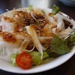 CoCo壱番屋  - 料理写真:むし鶏と大根サラダ