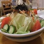 一番鳥 - 野菜サラダ