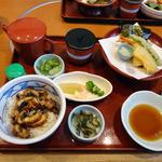 和食さと - ひつまぶし セット