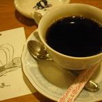 馬やど - ホットコーヒー