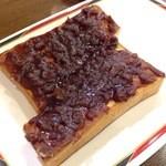 コンパル - 小倉トースト