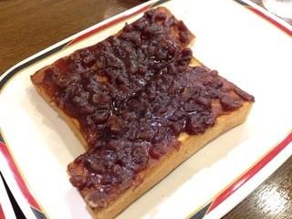 コンパル 栄西店 - 小倉トースト