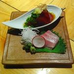 いろり割烹 稲穂 - 鮮魚造り