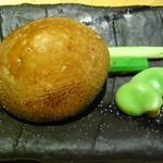 いろり割烹 稲穂 - 季節の野菜炭火焼き