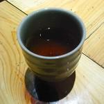 いろり割烹 稲穂 - お茶